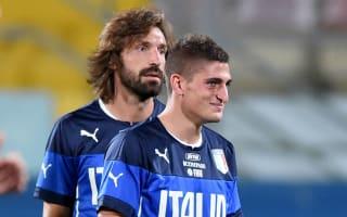 Pirlo on Verratti: Nobody plays like me
