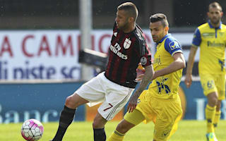 Chievo 0 AC Milan 0: Under-pressure Mihajlovic left to settle for stalemate