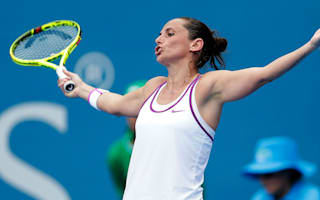 Vinci embarrassed by Chang in Malaysia, Beck beaten