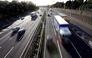 Motorway driver committed sex act at the wheel