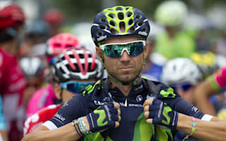 Valverde concedes Vuelta chances