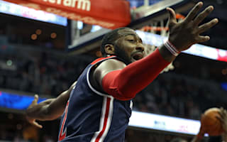 Wizards' Wall fined $25,000 by NBA for bumping official