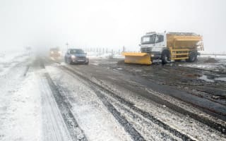 Arctic air could bring snow to most of UK by Friday