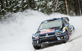 Ogier holds firm in face of Paddon pressure