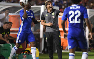 Conte: I want aggression and intensity