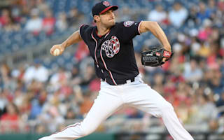Scherzer, Harper help Nationals cruise past Padres