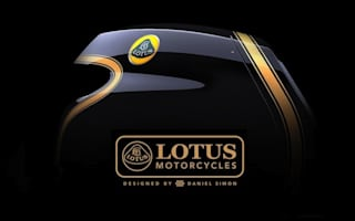 Get ready for the Lotus superbike