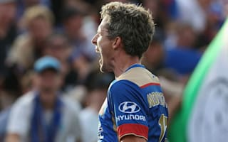 Newcastle Jets 1 Central Coast Mariners 1: Nordstrand earns share of derby spoils
