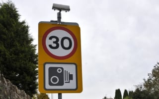 ​Speed sign error lets hundreds off tickets