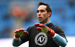 Bravo the world's best goalkeeper, says Pellegrini