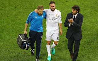 Carvajal furious at missing Euro 2016