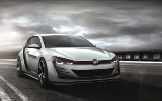Bonkers 496bhp VW Golf GTI concept can hit 190mph!