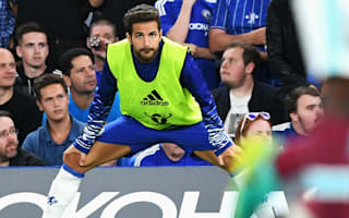 Fabregas deal complicated for Madrid, says Zidane