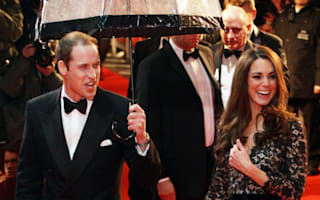 Revealed! Kate and William's travel gift list