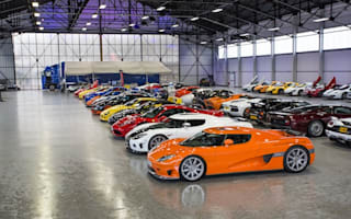 Secret Supercar Meet is a smorgasbord of exotic horsepower
