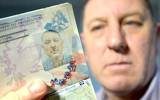 Man left 'looking like Hitler' in passport picture