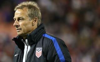 Klinsmann sees room for improvement