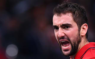 'Tough battles' prepared Cilic for long-awaited Djokovic win