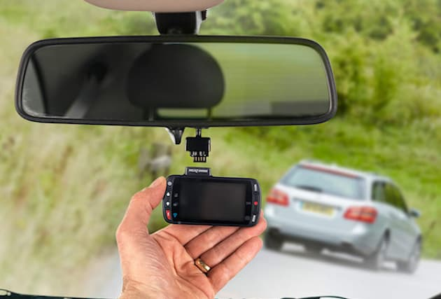Dashcam review: Nextbase In-Car Cam 312GW and 512G