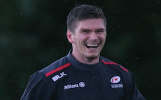 Farrell fit for Toulon clash