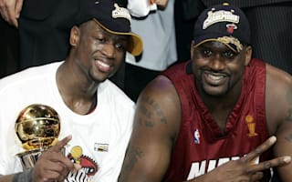 Miami Heat choose Lakers game for Shaquille O'Neal's jersey retirement