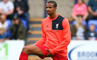 Klopp hopeful over Matip injury
