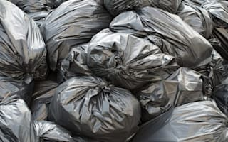 Brits chuck 66m bin bags of stuff to make way for presents