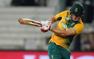 Miller's maiden fifty seizes series initiative for South Africa