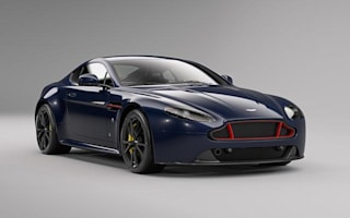 Aston Martin reveals V8 and V12 Vantage S Red Bull Racing editions