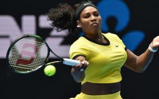Serena sets up Sharapova rematch