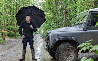 Motormouth: Dom Joly talks cop cars, squirrel costumes and causing carnage in the Cotswolds
