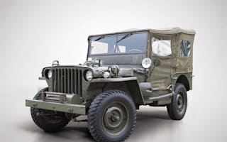 Classic Willys Jeep heads to Monaco auction