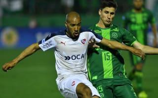 Chapecoense's Martinuccio missed flight due to injury