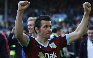 Dyche confirms Barton is training at Burnley