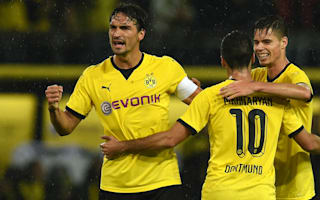 Borussia Dortmund v Tottenham: Hummels relishing battle with impressive Pochettino side