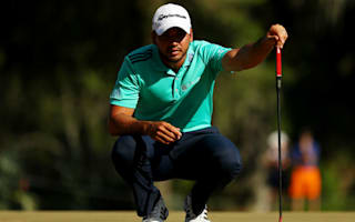 Day holds lead on tough day at The Players