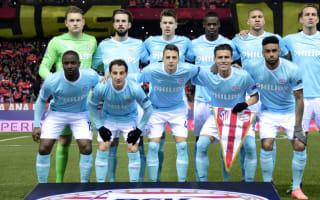 PSV bring in goalkeeper Jurjus