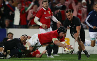 Stunning O'Brien try one to savour for beaten Lions