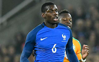 France 0 Ivory Coast 0: Pogba withdrawn at half-time as Les Bleus held in Lens