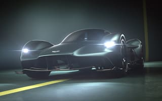 Aston Martin reveals 'Valkyrie' nameplate for AM-RB 001 hypercar