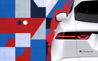 Jaguar teases new E-Pace SUV