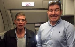 Briton takes selfie with Egyptair plane hijacker