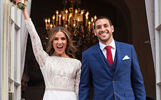 May the force be with you: all of the details of Amanda Byram's Star Wars-themed wedding