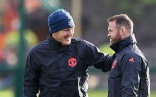 Oh captain, my captain - Schweinsteiger bids Rooney fond farewell