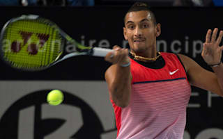 Kyrgios outclasses Cilic to win maiden ATP title