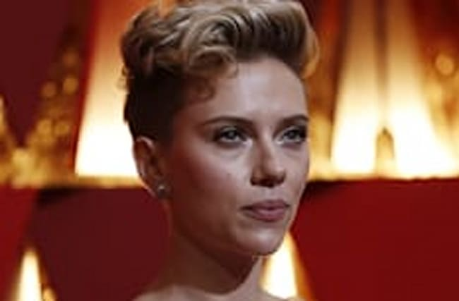 Scarlett Johansson fears humanity's 'loss of compassion'