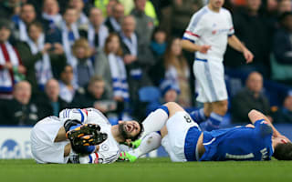 Barry unfazed by Costa tussle - Martinez