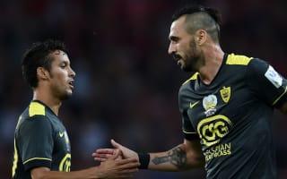 Almeida set for Bundesliga return after Anzhi exit