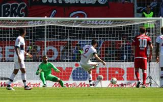 Ingolstadt 1 Bayern Munich 2: Lewandowski double seals Bundesliga title