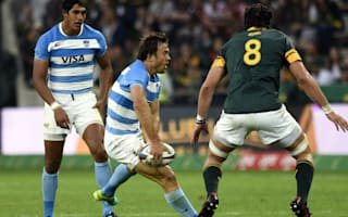 The Rugby Championship: Last-gasp Whiteley snatches win for Springboks